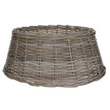 buy woven wicker christmas tree skirt from our all christmas range