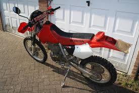 for sale honda xr400r
