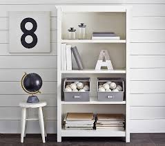 Bookshelves Furniture by Cameron 4 Shelf Bookcase Pottery Barn Kids