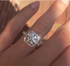 Wedding Ring And Band by Best 25 Diamond Rings Ideas On Pinterest Diamonds Diamond Cuts