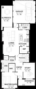 4 Bedroom 2 Storey House Plans & Designs Perth