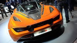 orange mclaren 720s mclaren 720s is our star of the 2017 geneva motor show motoring