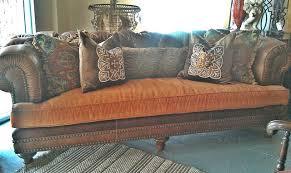 vanguard custom leather sofa traditional birmingham by lee