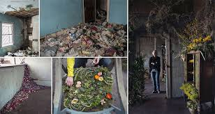 Flowers In Detroit - florist lisa waud brought this abandoned house in detroit back to