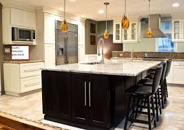 kitchen center islands with seating kitchen with center island home design pertaining to seating decor