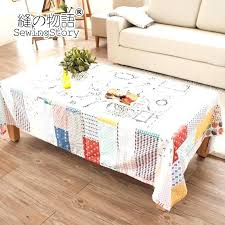 Coffee Table Cover Table Cover Ideas 1 Table Cover Design Ideas 3 Table Ideas