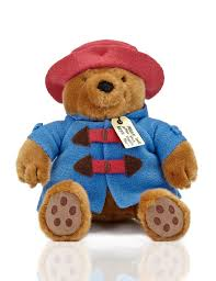 paddington bear soft toy u0026s