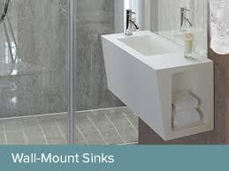 wall mounted sink cabinet your top options for high quality vanity sinks tubs and bathroom