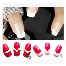 french manicure strips ebay
