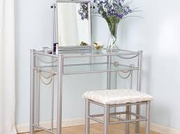 bedroom 50 appealing lighted vanity mirror table and table top