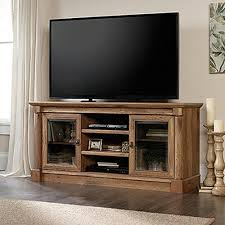 Oak Livingroom Furniture Sauder Tv Stands Living Room Furniture The Home Depot