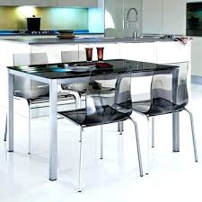 table cuisine moderne de en verre placecalledgrace com