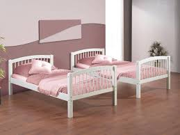 Royal Wooden Beds High Rise Bed Frame Queen Kids Trundle Bed Modern Mattress Firm