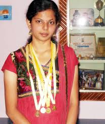 the ms university topper who has four gold medals rediff getahead