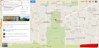 Washington Google Maps by If You Type U0027ni A House U0027 Into Google Maps The Universe Implodes