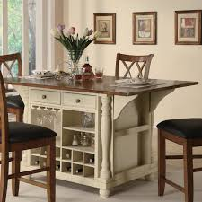 Two Tone Kitchen by Attractive Two Tone Kitchen Table Including Coaster Furniture