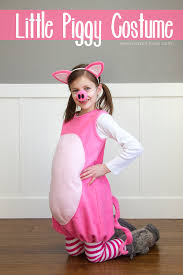 Mary Lamb Halloween Costume Diy Pig Costume Ears Snout
