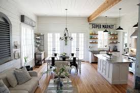 Pictures Of Interiors Of Homes Enchanting Farmhouse Design In The Heart Of Texas By Magnolia