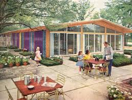post world war ii prefabricated aluminum and steel houses and
