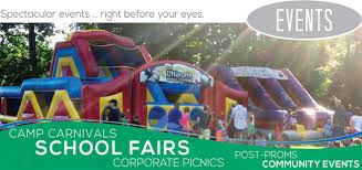 Outdoor Inflatables Bucks County Pa Rentals Magic Outdoor And