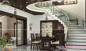 kerala home design staircase kozhikode interior dedign house nisartmacka com