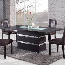 Wenge Coffee Tables Global Dg072dt Rectangular Dining Table In Wenge Beyond Stores