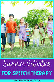 summer speech therapy activities tpt round up thedabblingspeechie