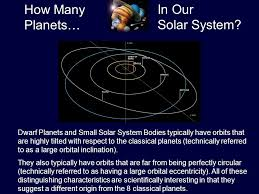 How Many Of These Powerful by How Many Planets U2026 In Our Solar System With The Advent Of Powerful
