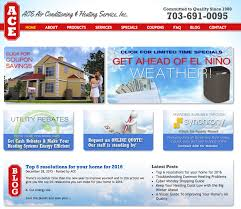 Home Design Hvac Synchrony Bank Route 7 Media Ace Air Conditioning And Heating Service Inc