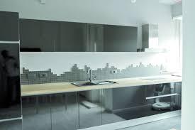 piastrelle cucine gallery of un appartamento total white piastrelle muro cucina