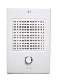 ndb300wh door speaker accessories intercoms nutone