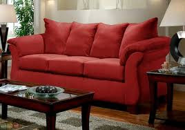 Red Living Room Sets by Red Leather Living Room Set Round White Leather Ottoman Lcd Tv