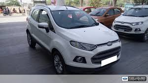 ford ecosport diesel 1 5 trend price specs review pics