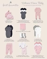 newborn baby necessities monogram baby