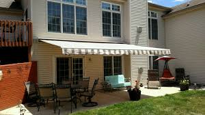 Home Awning Sunsetter Awning Dealer And Installation Pratt Home Improvement