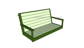 porch blueprints 10 free porch swing plans free porch swing plans how to build