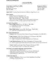 Resume Sle Objectives Sop Proposal - objectivesr teaching resume science teacher objective httpwww