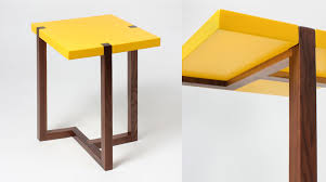 Yellow Side Table Uk Piet Side Table By Hugo Passos Homeli