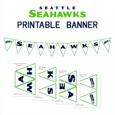 Seahawks Decorations 12 Decorating Ideas For Your Big Seahawk Football Party U2013 Home