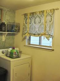 Vintage Laundry Room Decorating Ideas by Laundry Room Curtains Decor Creeksideyarns Com