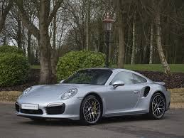 porsche 911 turbo silver stock tom jnr