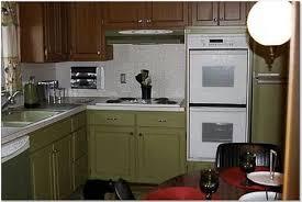 Kitchen Cabinet Refinishing Kits Rustoleum Cabinet Transformations Retro Renovation