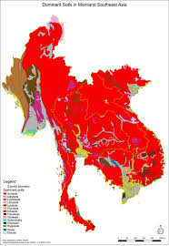 Map Of Southeast Asia by Soils Of Mainland Southeast Asia 2 Echocommunity Org