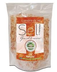 sel de cuisine sel de l himalaya gros sel de cuisine 1kg