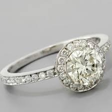 engagement rings art deco style wedding promise diamond