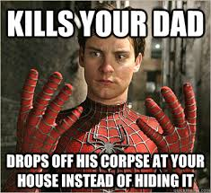 Parker Meme - good guy peter parker memes quickmeme