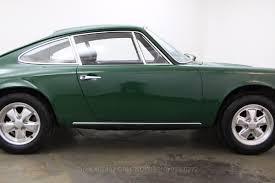 porsche irish green 1969 porsche 912 long wheel base coupe beverly hills car club