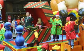 75th annual macy s thanksgiving day parade cbs new york