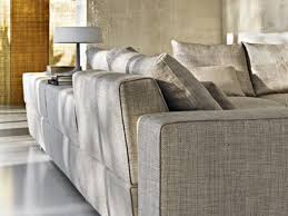 canapé d angle tissu beige canapés sofas turner molteni c dada salon avec canapé d
