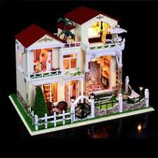 Free Miniature Dollhouse Plans Beginner by 0059 Alexandria Townehouse Miniature Architectural Wood Folk Art